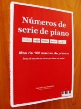 NÚMEROS DE SERIE DE PIANO-ebook
