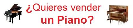 Aquí puedes vender tu piano