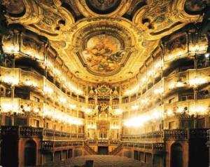 Teatro de la Opera en Bayreuth