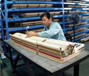 Hailun en Ningbo China, el fabricante de Feurich