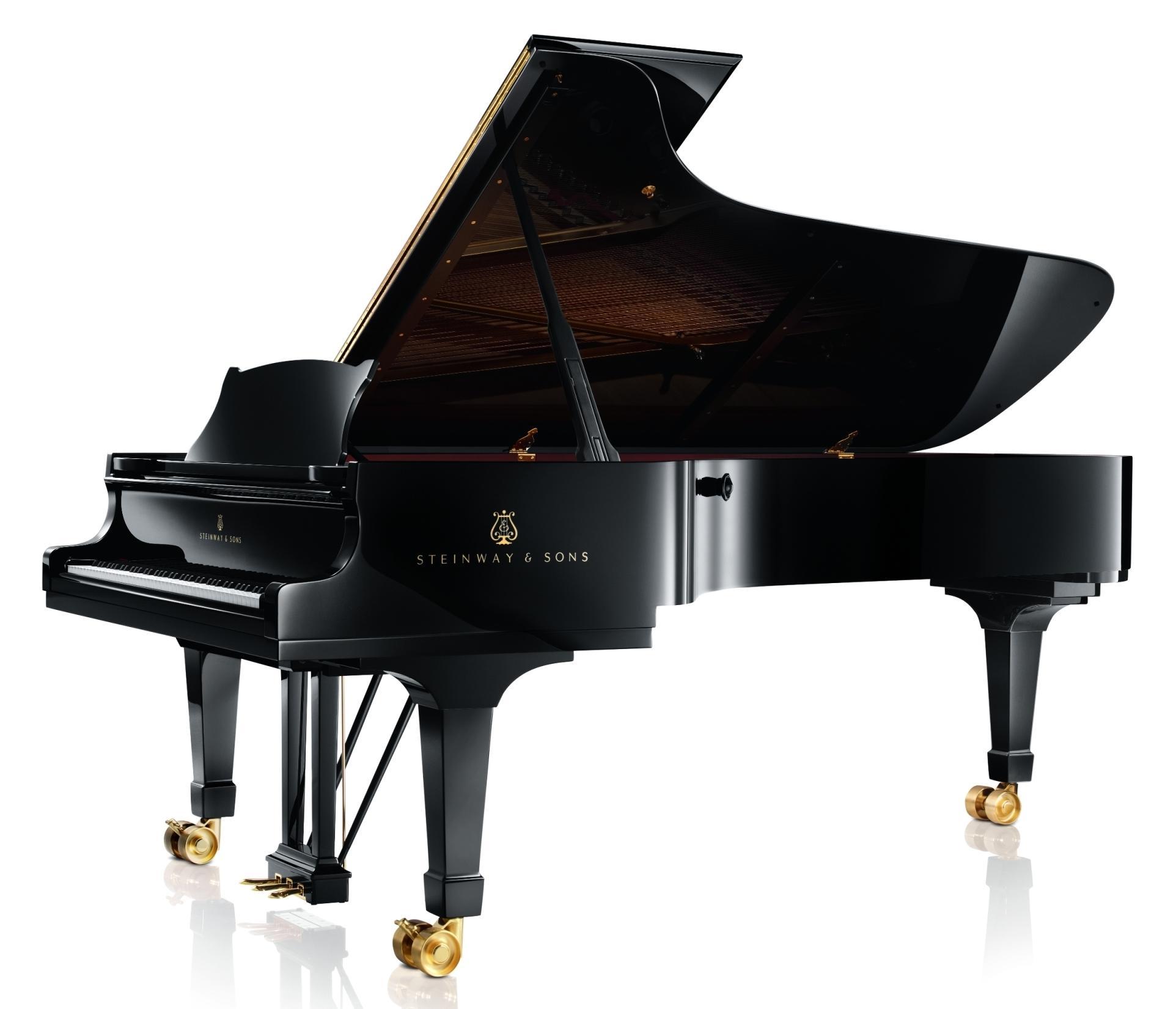 Pianos de cola. Piano Steinway gran cola