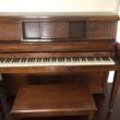 Espectacular piano de pared Baldwin Hamilton