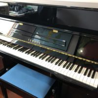 Piano yamaha upright silent P116