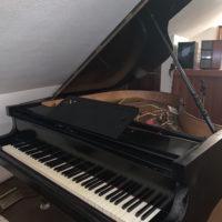 Piano de cola Vinzenz Oeser